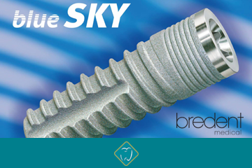 Implant dentar Bredent