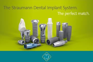 sistem implant dentar straumann