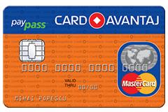 Card Avantaj 12 Rate