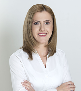 Office Manager Alina VASILE